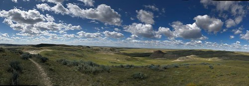 Grasslands East Block - Yet another pano