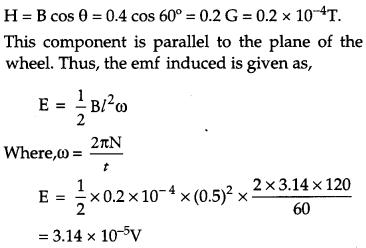 CBSE Previous Year Question Papers Class 12 Physics 2013 Outside Delhi 18