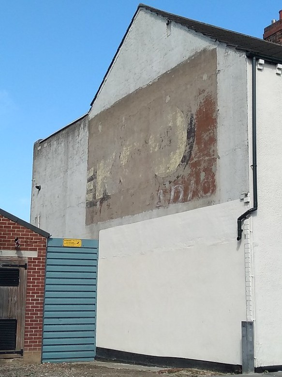 Ecko Ghostsign, Parliament Road Middlesbrough