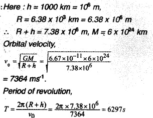 HSSlive Plus One Physics Notes Chapter 8 Gravitation 38
