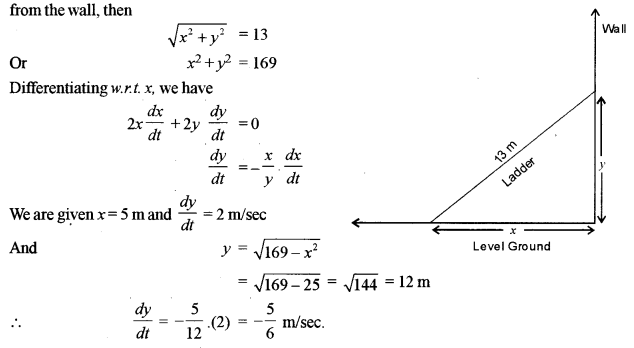 ISC Class 12 Maths Previous Year Question Papers Solved 2019 Q7