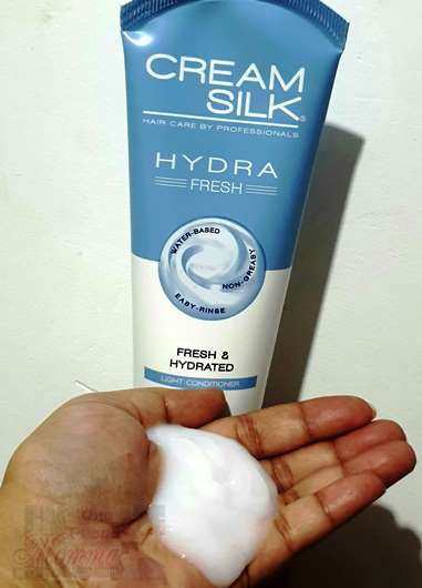 Cream Silk Hydra Fresh