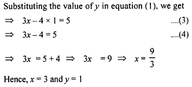 ML Aggarwal Class 9 Solutions for ICSE Maths Chapter 8 Indices Chapter Test 20