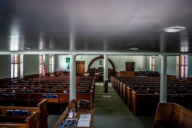 Nazareth Church Interior