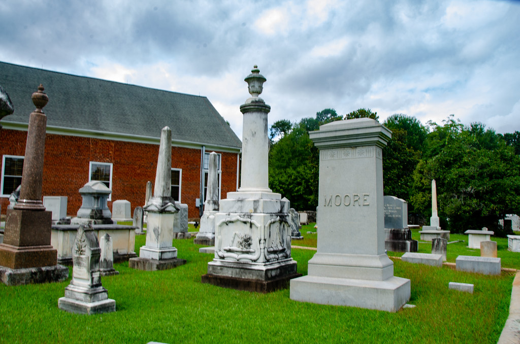 Nazareth Presbyterian Church and Cemetery