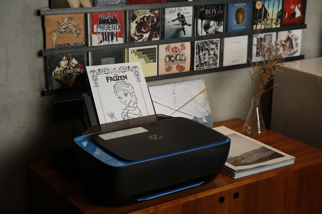 HP為小型企業提供更划算的高印量無線列印