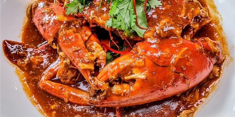 珍寶海鮮台中店   新加坡料理辣椒螃蟹,香辣夠味肉質鮮美,讓人一吃就愛上,還有海鮮套餐,海鮮控不能錯過的國際名店。