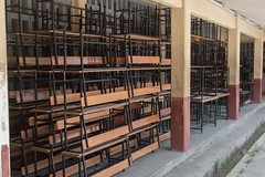 New Furniture for New Cambpellville Secondary School.