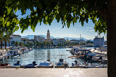 Morning in Split