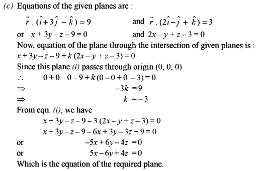 ISC Class 12 Maths Previous Year Question Papers Solved 2018 Q15.2