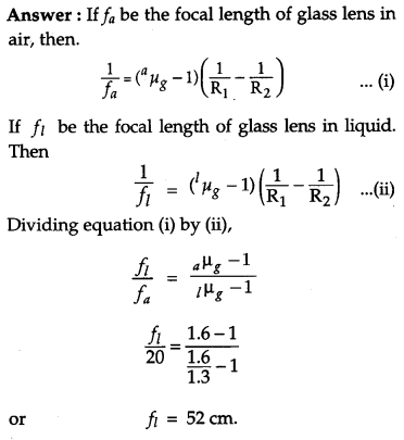 CBSE Previous Year Question Papers Class 12 Physics 2011 Outside Delhi 57