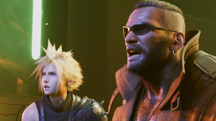demo del Final Fantasy VII Remake