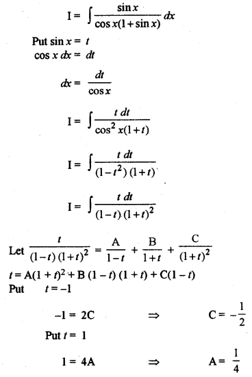 ISC Class 12 Maths Previous Year Question Papers Solved 2015 Q6.1