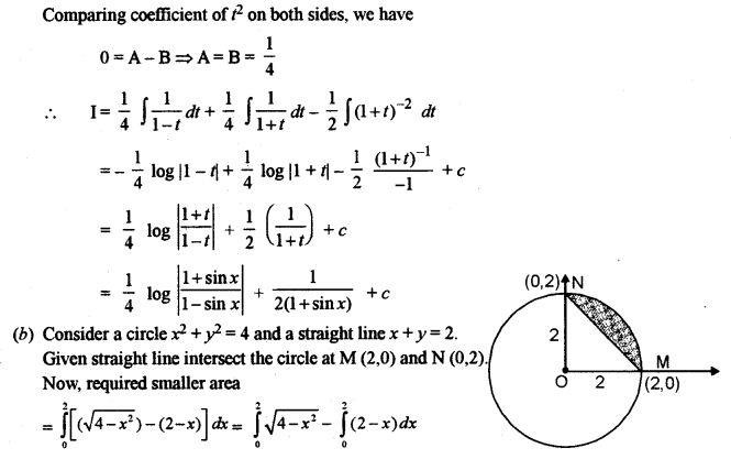 ISC Class 12 Maths Previous Year Question Papers Solved 2015 Q6.2