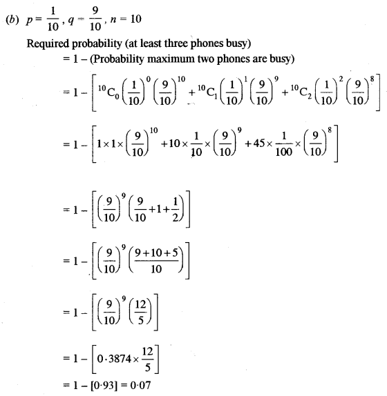 ISC Class 12 Maths Previous Year Question Papers Solved 2014 Q12.2