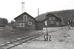 East Broad Top Railyard