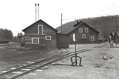 East Broad Top Railyard