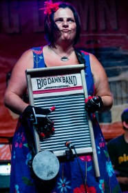 Reverend Peyton's Big Damn Band