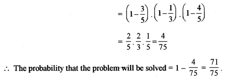 ISC Class 12 Maths Previous Year Question Papers Solved 2013 Q8.4