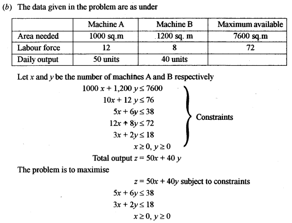 ISC Class 12 Maths Previous Year Question Papers Solved 2013 Q13.2