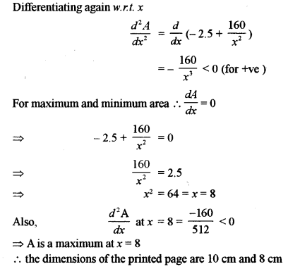ISC Class 12 Maths Previous Year Question Papers Solved 2012 Q5.2