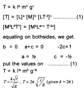 HSSlive Plus One Physics Chapter Wise Questions and Answers 8