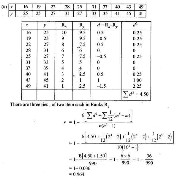 ISC Class 12 Maths Previous Year Question Papers Solved 2010 Q7.3