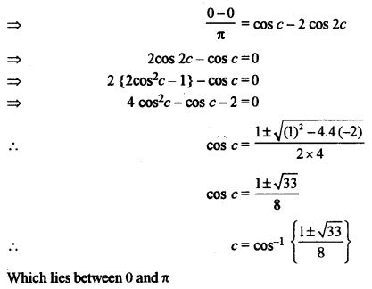ISC Class 12 Maths Previous Year Question Papers Solved 2011 Q4.1