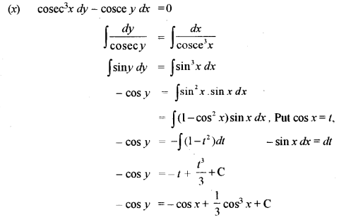 ISC Class 12 Maths Previous Year Question Papers Solved 2010 Q1.5
