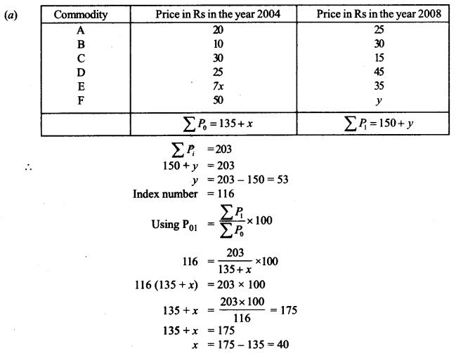 ISC Class 12 Maths Previous Year Question Papers Solved 2010 Q15.2