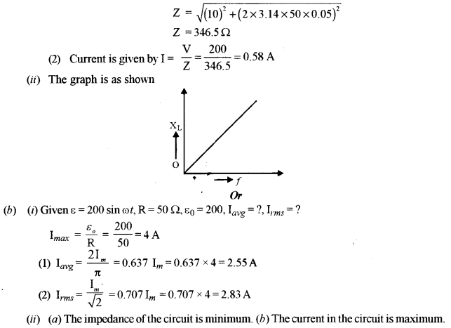 ISC Class 12 Physics Previous Year Question Papers Solved 2019 17