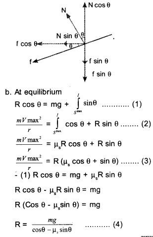 HSSlive Plus One Physics Chapter Wise Questions and Answers Chapter 5 Law of Motion 16