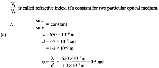 ISC Class 12 Physics Previous Year Question Papers Solved 2016 111