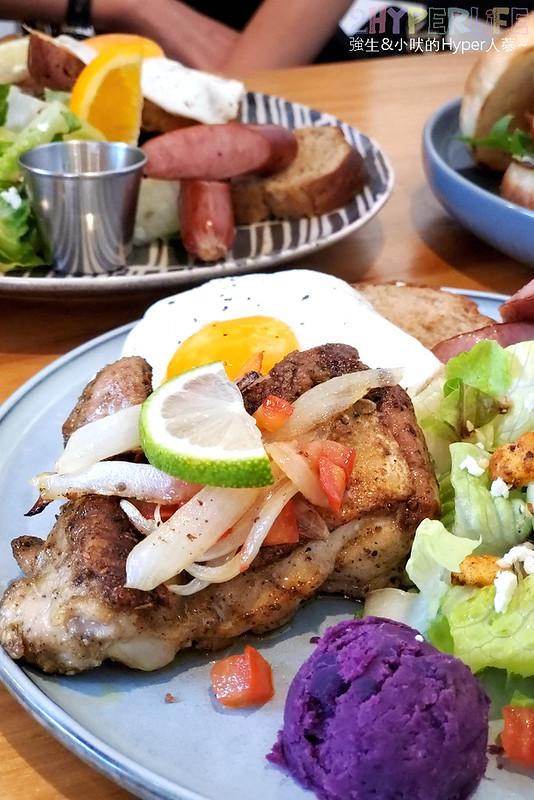 48634130328 df02c4237a c - GO HOME食研室│店內熱帶雨林彩繪牆是網美必拍打卡點~食材吃的出用料新鮮!