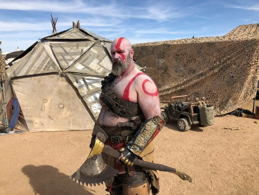 Wasteland Weekend 2018: Wasteland Kratos