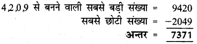 UP Board Solutions for Class 3 Maths गिनतारा Chapter 3 घटाना 7