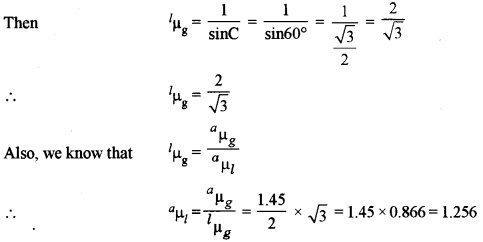 ISC Class 12 Physics Previous Year Question Papers Solved 2014 190