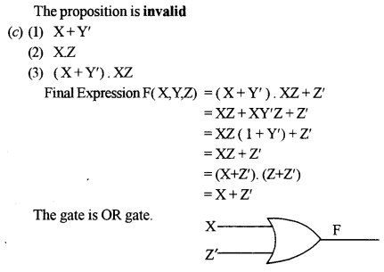 ISC Class 12 Computer Science Previous Year Question Papers Solved 2013 Q6.3