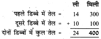 UP Board Solutions for Class 3 Maths गिनतारा Chapter 13 धारिता 2