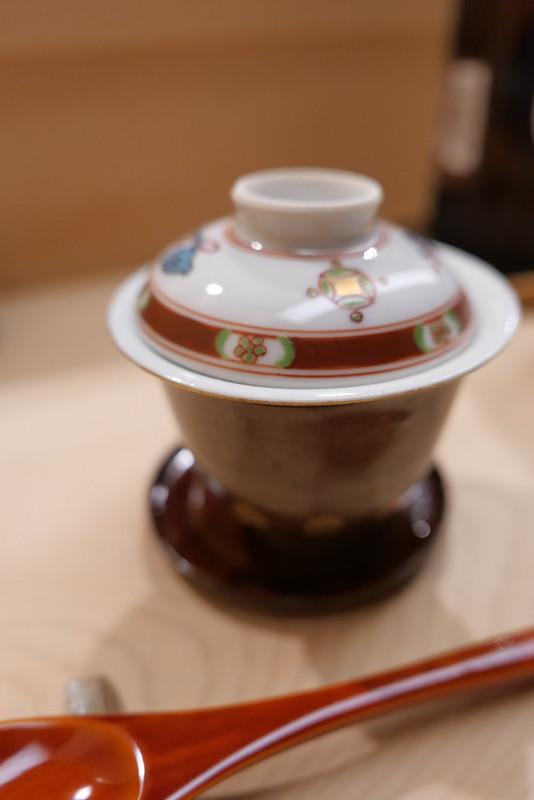 穴子の茶碗蒸し