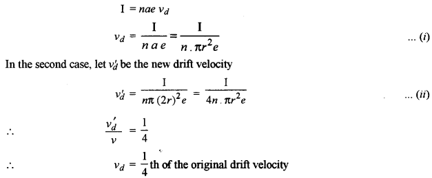 ISC Class 12 Physics Previous Year Question Papers Solved 2013 206