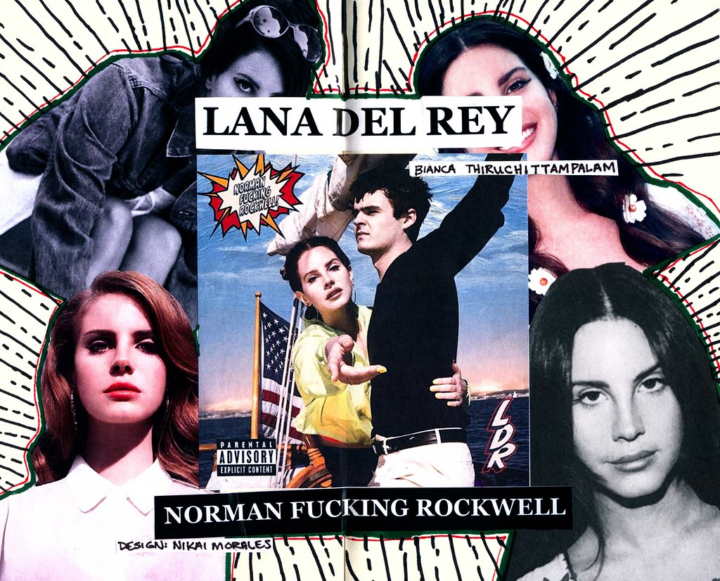 Album Review Lana Del Rey Is The Most Enigmatic Woman On Her New Album The Review