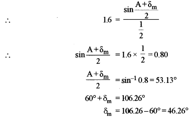 ISC Class 12 Physics Previous Year Question Papers Solved 2011 324