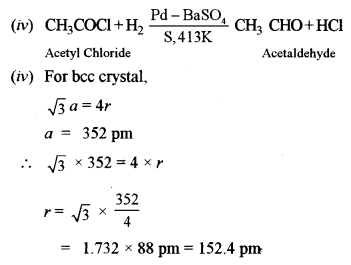 ISC Chemistry Question Paper 2016 Solved for Class 12 Q1.1
