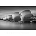 Thames Barrier..