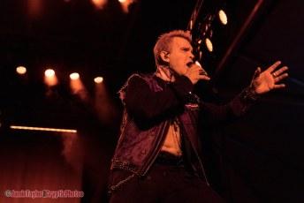 Billy Idol @ PNE Amphitheatre - August 31st 2019