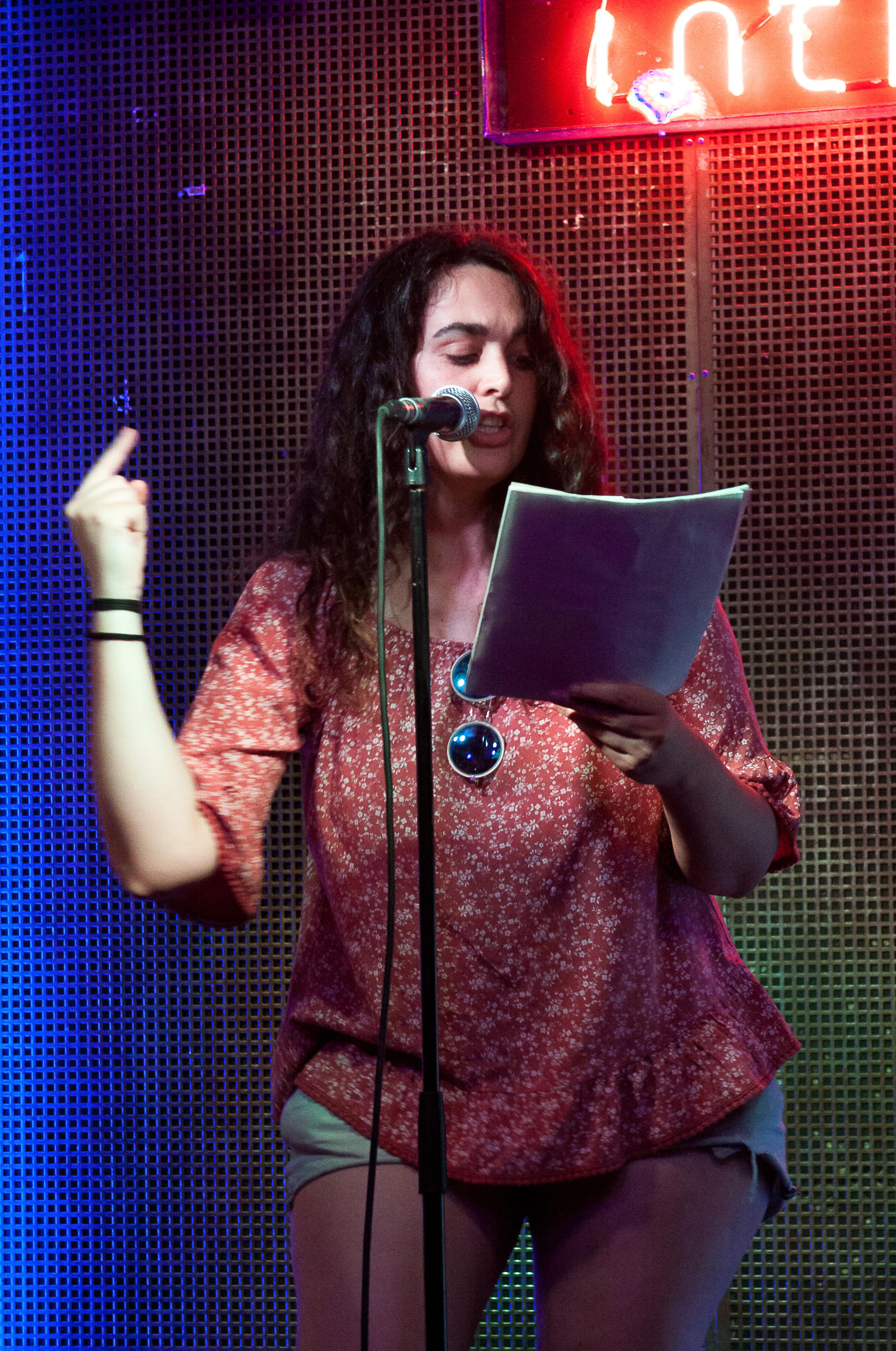 Poetry Slam Junio 2019
