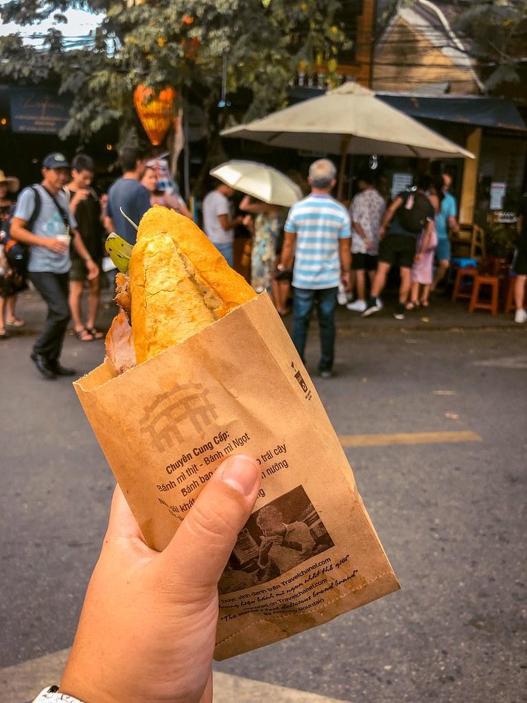 Banh Mi at Banh Mi Phuong   Best food in Hoi An