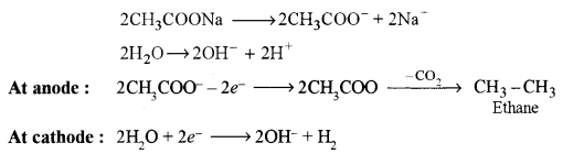 ISC Chemistry Question Paper 2015 Solved for Class 12 Q10.2