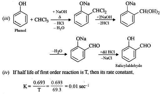 ISC Chemistry Question Paper 2013 Solved for Class 12 Q1.1